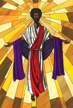 Icon of the Risen Christ