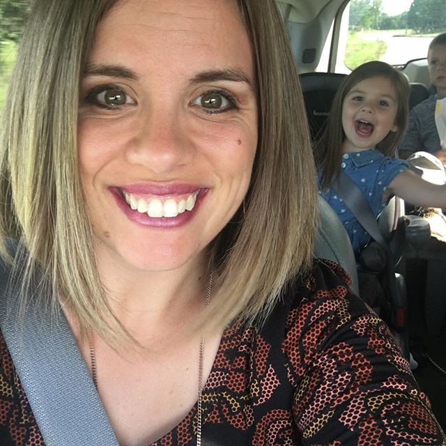 These girls are excited for family photos!  Can't say the same for the boys 😒