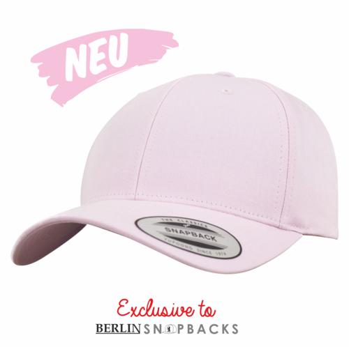 Curved Classic Snapback — Berlin Snapbacks f0155b308fd