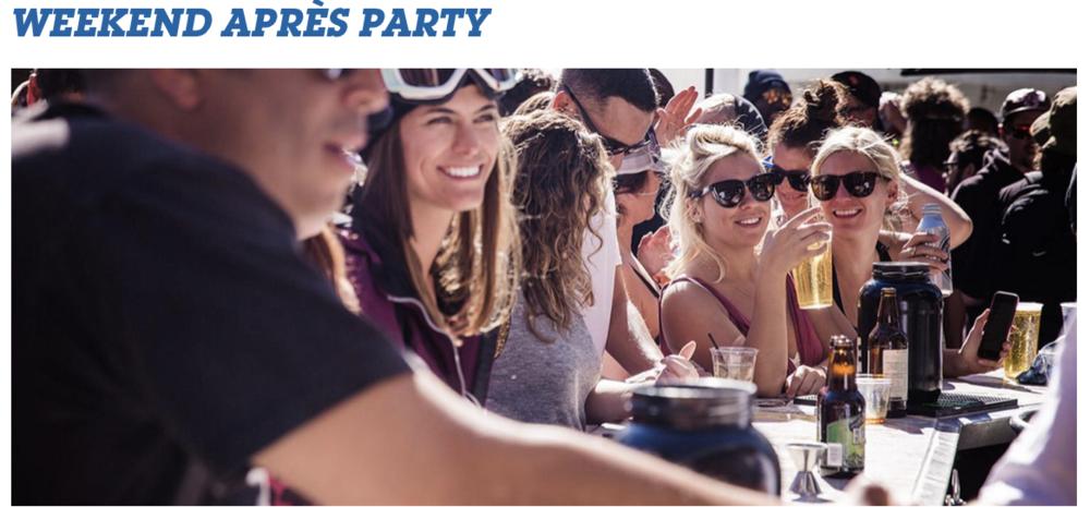 Apreś Ski Party