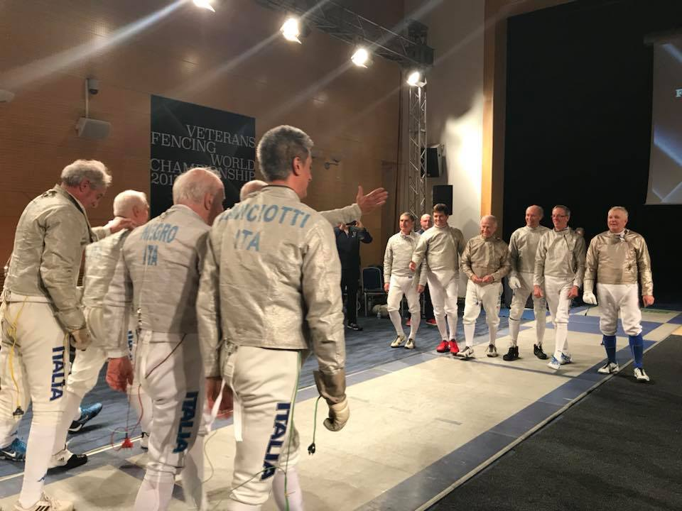 Veteran Men's Sabre Team bout for the gold.jpg