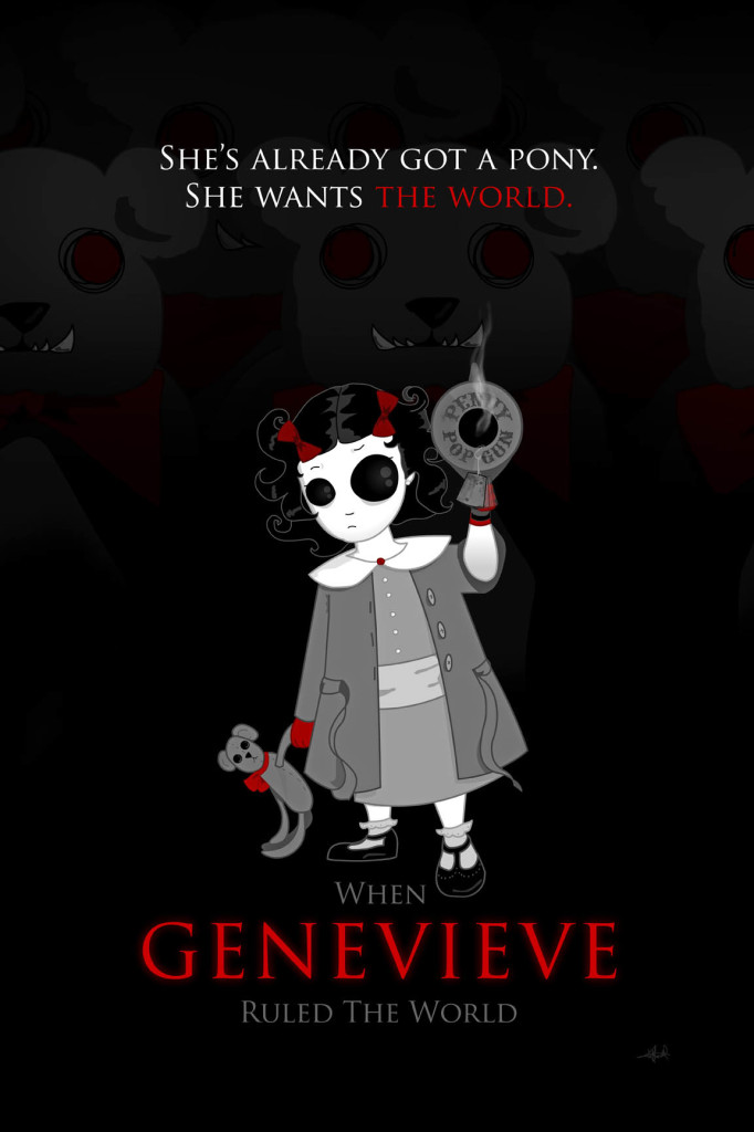 When Genevieve Ruled the World