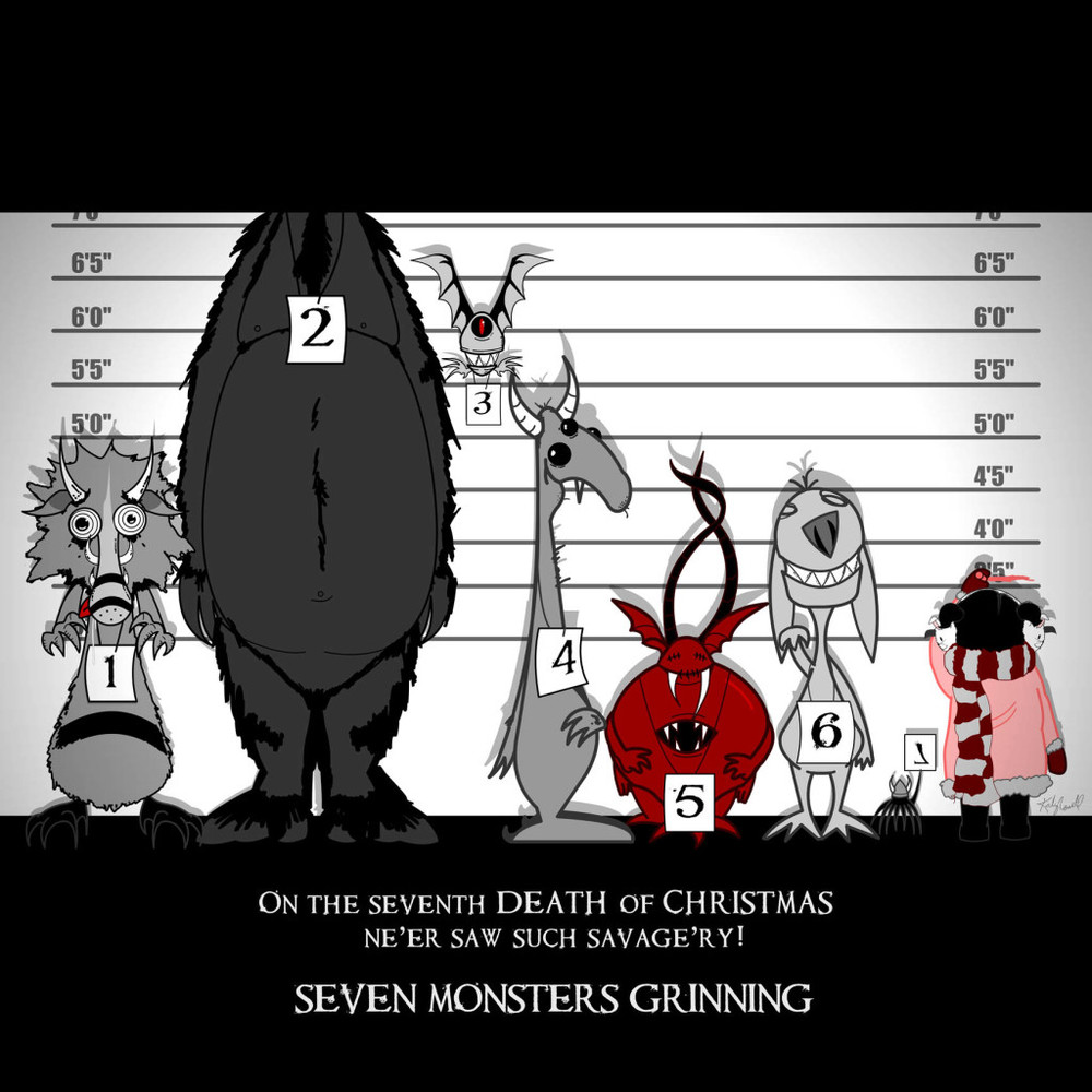 Twelve Deaths: The Seventh