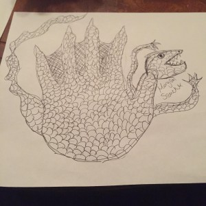 Morgan Sawchuk's Turkey