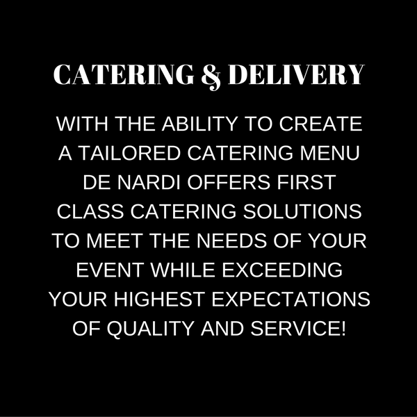 Copy of WITH THE ABILITY TO CREATE A TAILORED CATERING MENU DEAN & DELUCA OFFERS FIRST-CLASS CATERING SOLUTIONS TO MEET THE NEEDS OF YOUR EVENT WHILE EXCEEDING YOUR HIGHEST EXPECTATIONS OF QUALITY AND SERVICE..png