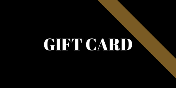 Online Gift Cards. COMING SOON.