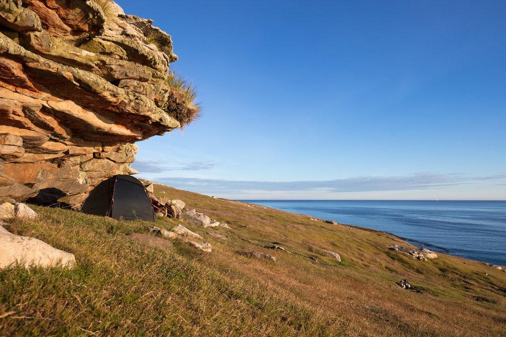 Falkland Islands Tent