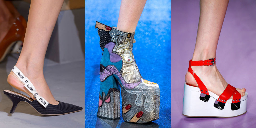 Harpers Bazaar's  top shoe pics from Dior, Marc Jacobs and Jason Wu