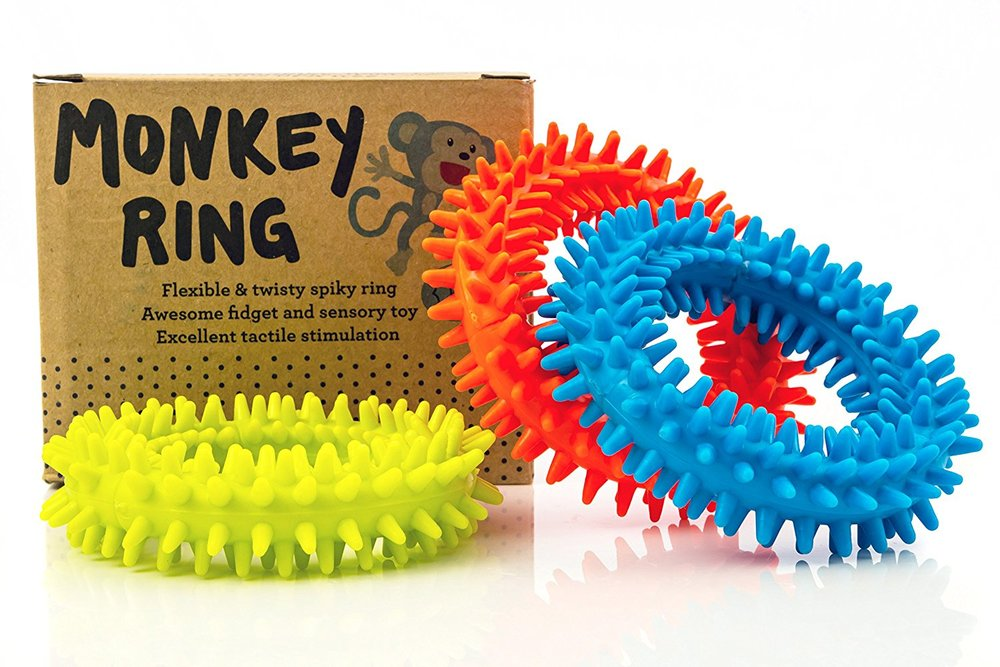spiky sensory ring fidget
