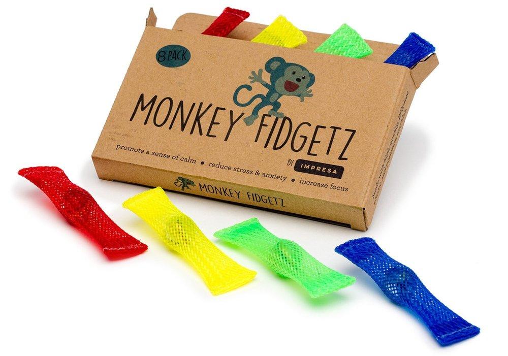 mesh marble fidget toy