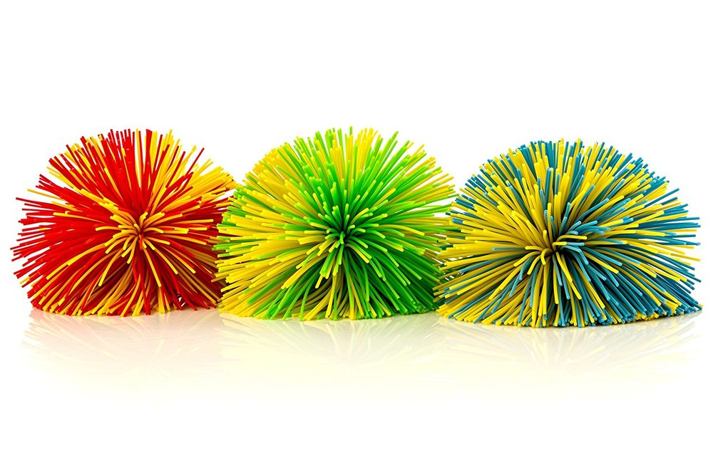 koosh sensory ball