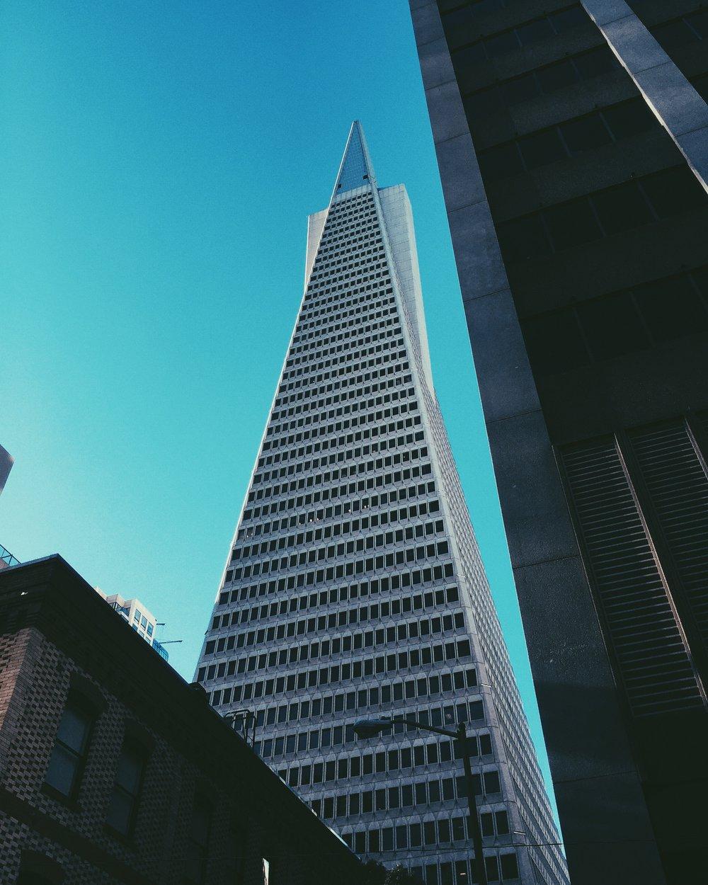 My favorite building in SF!