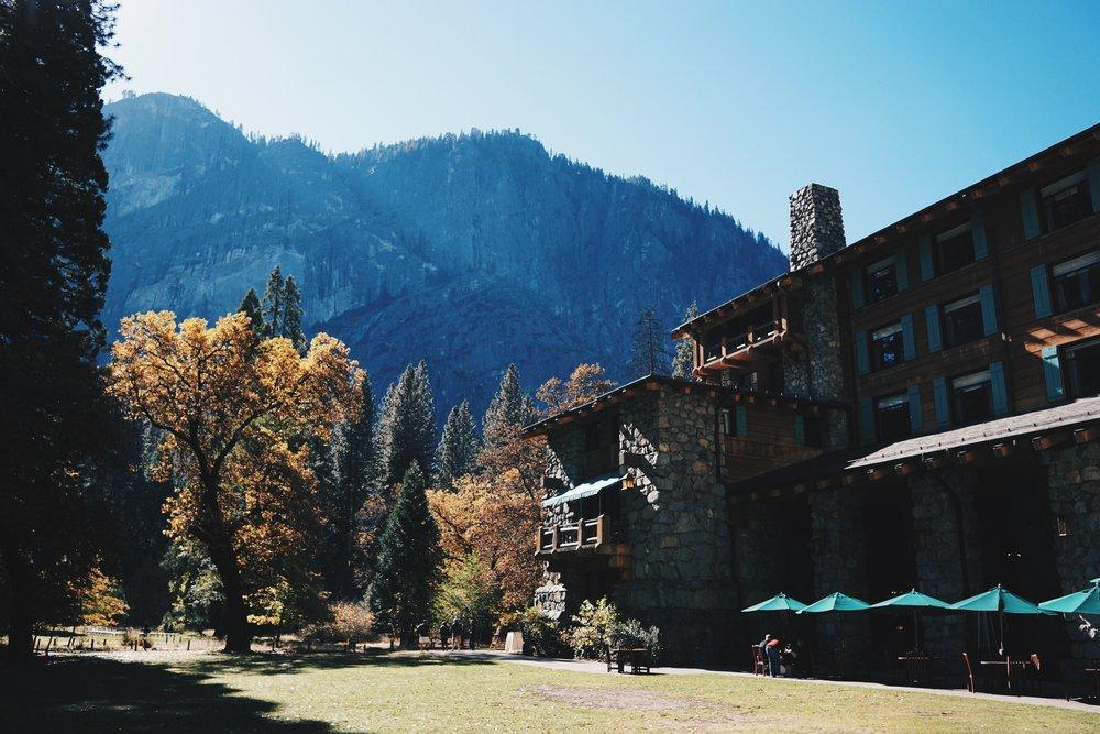 The Grand Majestic Hotel