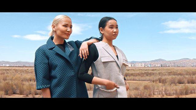 Frame from today's fashion film shoot! . . #landbridge #landbridgemedia #ursamini46k #blackmagic #rokinon #fashion #ulaanbaatar #mongolia