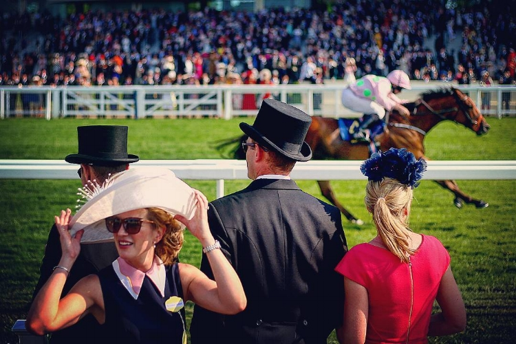 Royal Ascot is one of the most prestigious horse racing events in the world. It continues through Saturday and can be seen each day on NBC Sports. (Photo Credit:  Ascotracecourse Instagram )