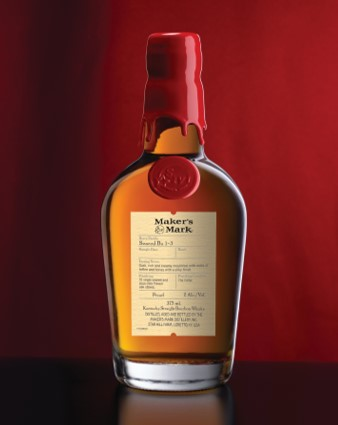 Maker's Mark has released a limited number of bottles of a unique expression of its traditional bourbon at the distillery and select retailers. (Photo: Maker's Mark)