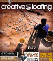 Fiction - Short story  Originally published in  Creative Loafing,  January 1, 2004