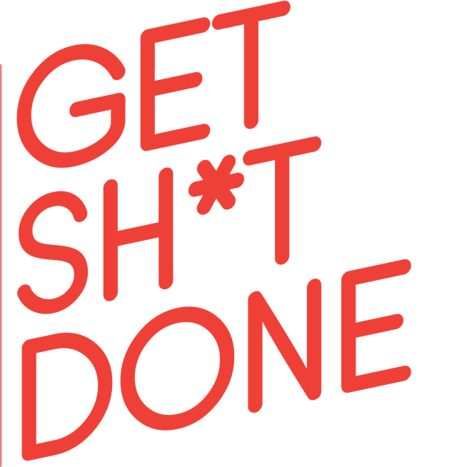 PRODUCTIVITY   How to Get shit done