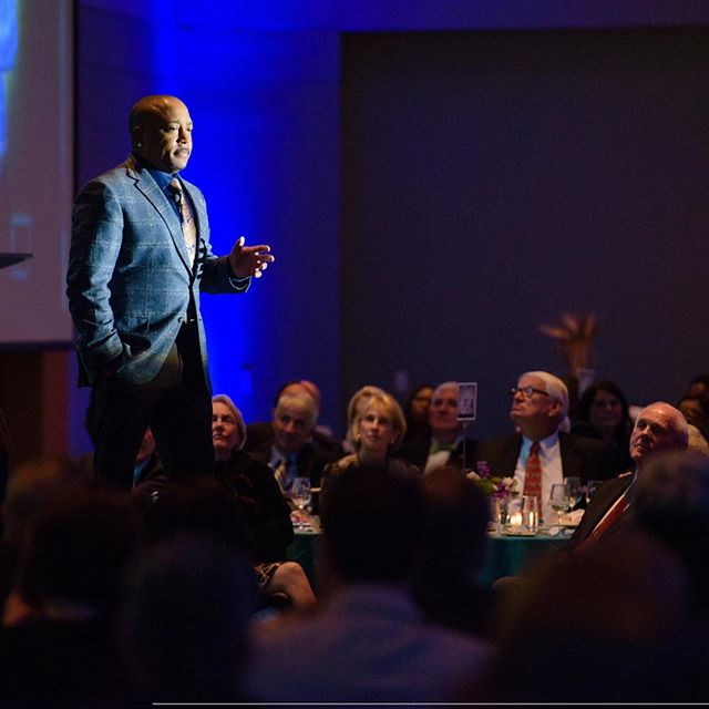 That was a fun night photographing Daymond John @thesharkdaymond for the Charleston Chamber of Commerce.