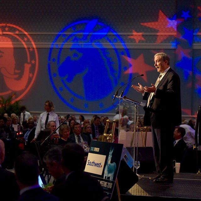Thanks again for having me at the Charleston Metro Chamber of Commerce Annual Meeting. A great night of politics.
