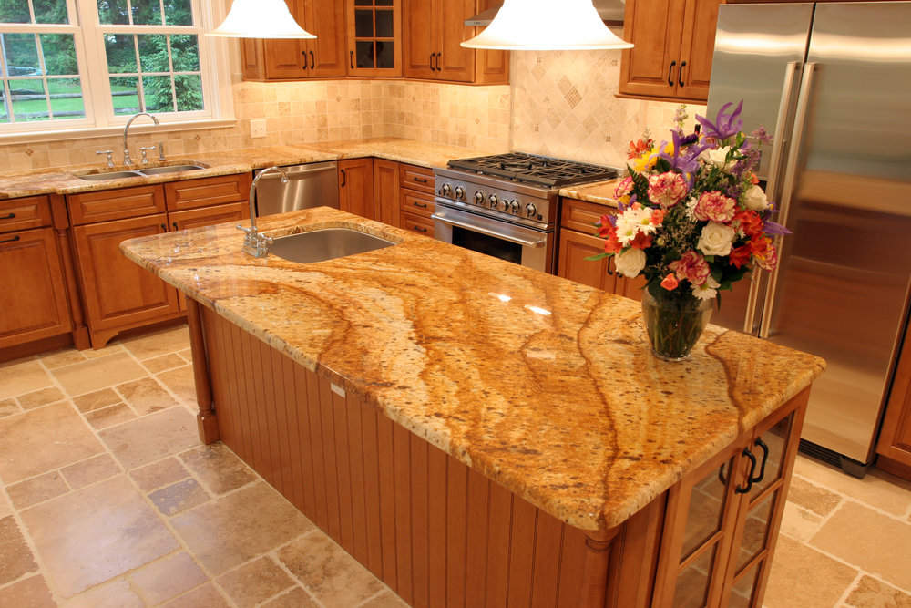 Brazilian granite countertops