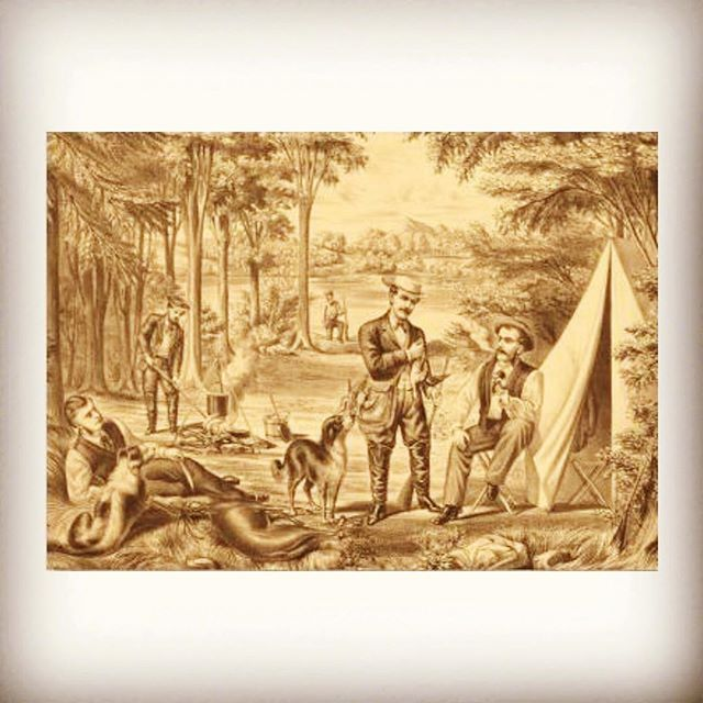 "OLD = NEW 🏕  The word ""glamping"" first appeared in the United Kingdom in 2005 and was added to the Oxford English Dictionary in 2016. The word is new, but the concept that ""glamping"" connotes, that of luxurious tent-living, is not 🏕 In the 16th century, the Scottish Earl of Atholl prepared a lavish experience in the Highlands for the visiting King James V and his mother. Here, the Duke pitched lavish tents and filled them with all the provisions of his own home palace 🏕  Probably the most extravagant example of palatial tent-living in history was the Field of the Cloth of Gold, a diplomatic summit in northern France in 1520 between Henry VIII of England and Francis I of France. Some 2,800 tents and marquees were erected, and fountains ran with red wine 🙋🏻‍♂️ We can't promise you that if you come to #greenacresatx that we will erect fountains flowing with🍷, but we can't promise you that we won't . . #letthefountainsrunred  #glamping #history #outdoors #alpacasofinstagram #alpaca #donkeyoftheday #donkey #elgin #austintexas #atx #texas #texasforever #redwine"