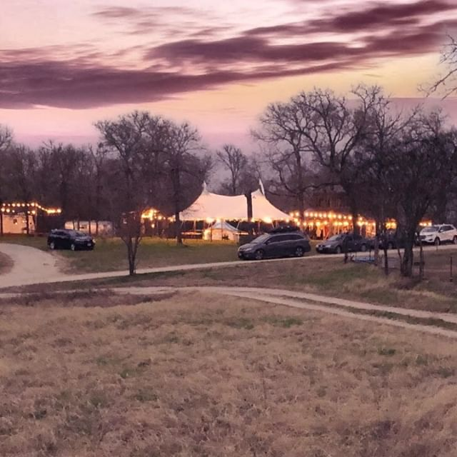 Friends: 2018 is almost over and we here at #greenacresatx are so proud of the year we had and even more excited for 2019 . Lots of amazing things happened but the culmination of it though was hosting our first wedding out here for our dearest of friends @katiesherm & @johnhindman2005 . This was special not just because we've said no to 76 previous requests (true fact) and that this was the first one, but because they are some of our nearest & dearest . The weekend was magical, the people involved were top notch (@liveartgo made the magic happen and @photobybetsy captured it perfectly) & @noelleotts & I (@bradotts ) were given the honor to perform the ceremony.  It was truly a honor we could never have warranted but we're blessed with . 2019 promises to have MUCH more of this (email us for inquiries starting Fall '19) but also big updates to this extraordinary place. You will start seeing more news about it in the next 60-90 days & you are not gonna wanna miss it . As a way to celebrate we this year we have 4 spots this weekend that we left open to offer at 50% off for the weekend. First 4 to message us gets them . Lodge / Yurt 1 / Yurt 2 / Yurt 3 & Yurt 4 . Happy Holidays and more to come!!