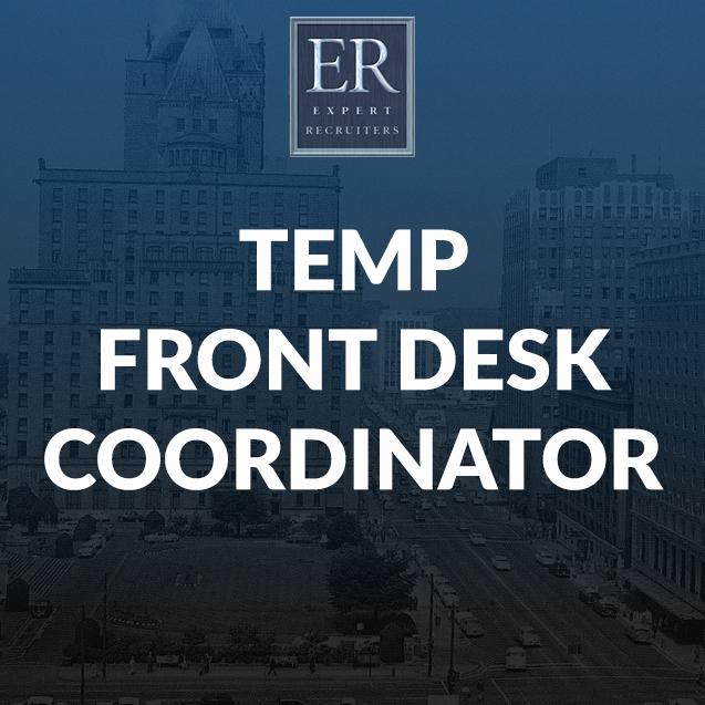 Temp Front Desk Coordinator.jpg