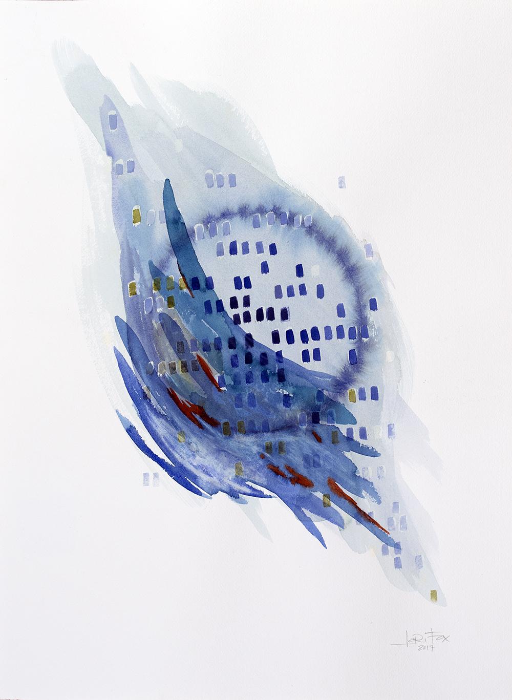 Blue Flow, 2017