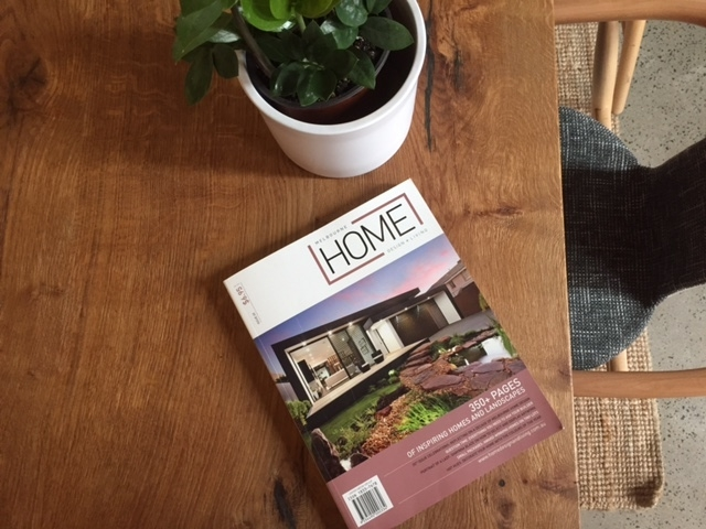MELBOURNE HOME DESIGN + LIVING - ISSUE 20