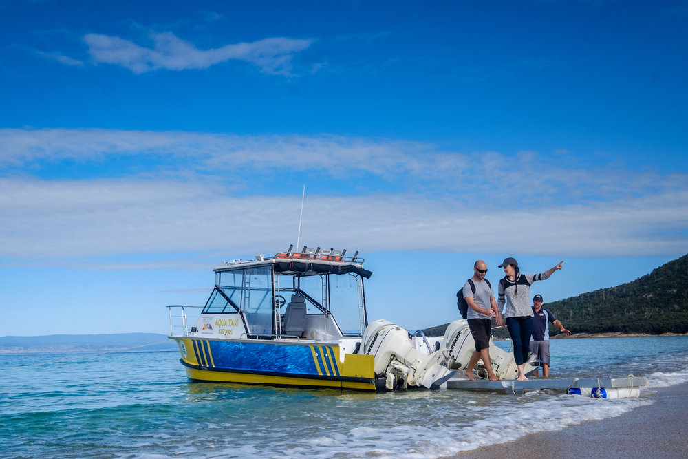 Freycinet Aqua Taxi