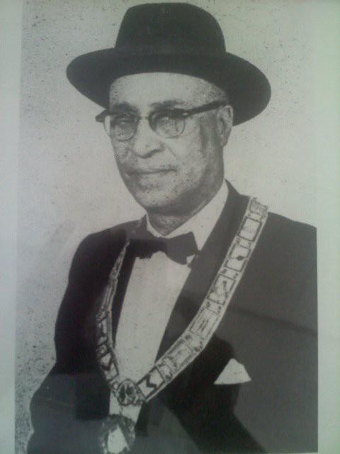 A.W. McCanahan, #1 [1964-1961]