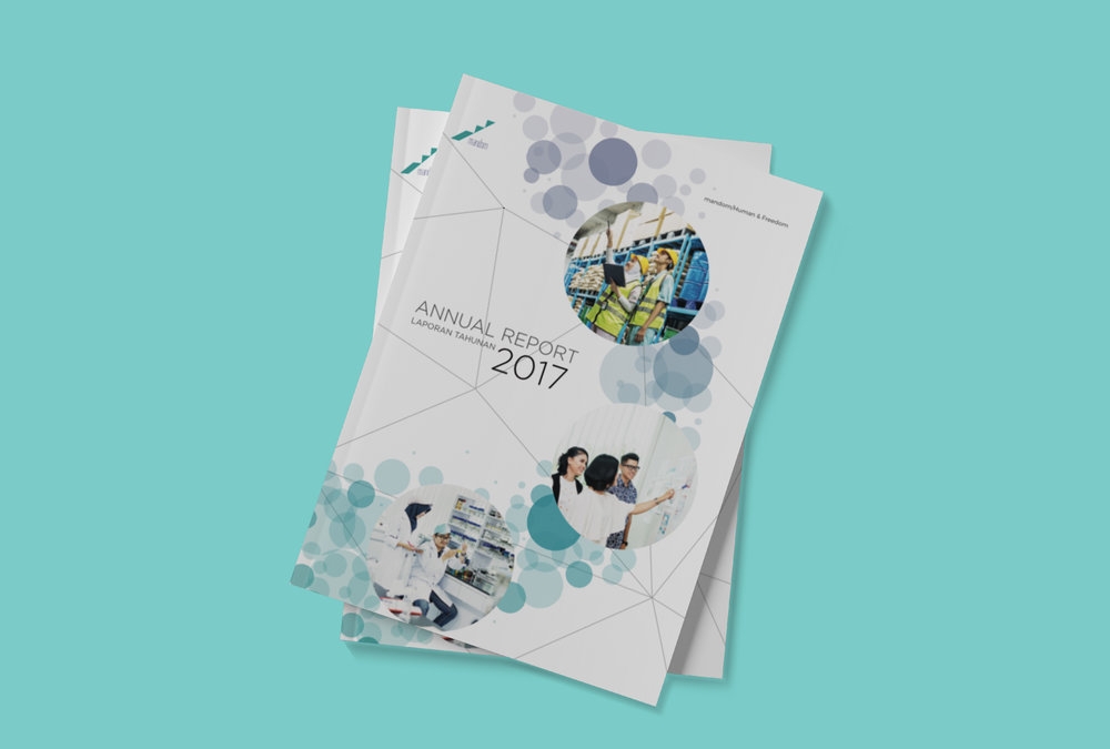 Annual Report 2017-2018 - The Company has a main business segment, namely cosmetics. Information on cosmetic products used for the purpose of management report in the financial statements is divided into hair care products, skin care & cosmetics products, fragrance products, etc.