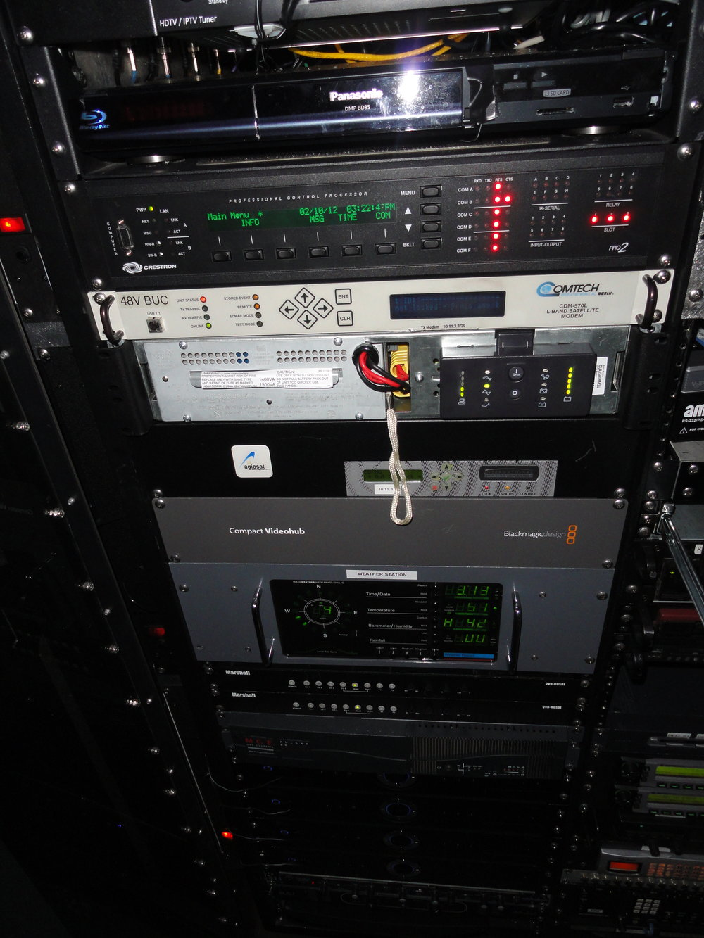 25 CVS - Arlington Fire Mobile Command AV Upgrade pic #6.JPG