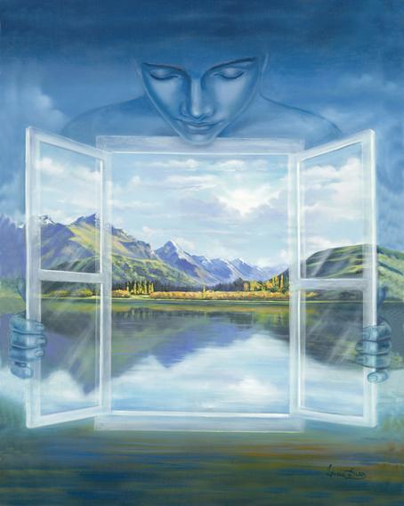 WINDOWS OF PARADISE - LAKE HAYES