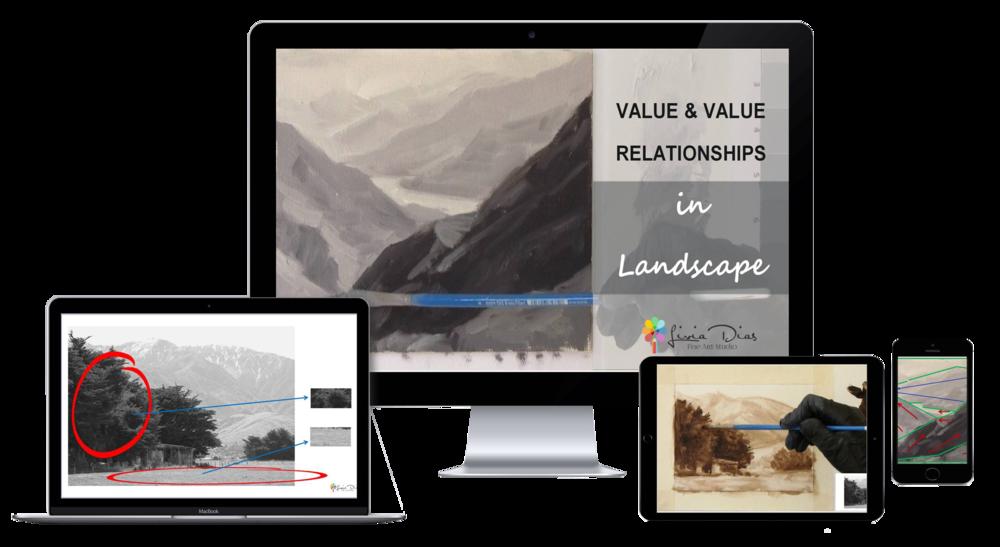 Value & Value Relationships Mockup