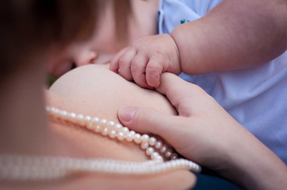 Breastfeeding Photographs by Brittney Hogue