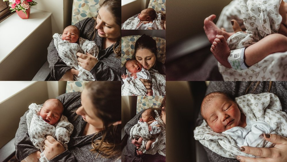 Birth photographer, fresh 48 photographer, hospital photographer, Peoria IL, Bloomington IL