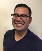 Steve Hernandez,<br>Contracts Coordinator