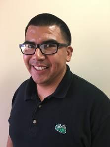 Gustavo Rangel, <br>Social Worker</br>
