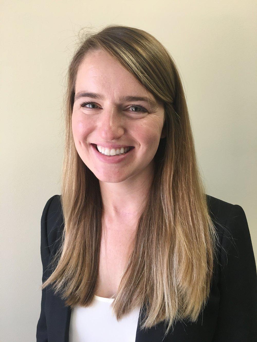 Sarah Scott,<br>Staff Attorney