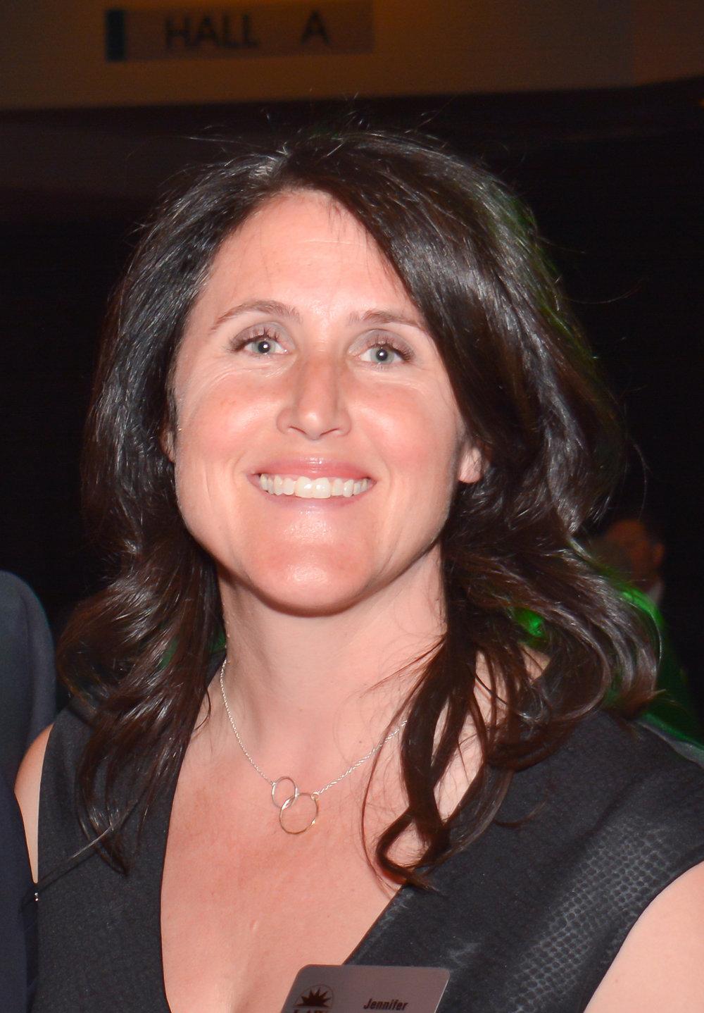 Jennifer Kelleher Cloyd, <br>Chief Program Officer