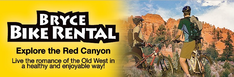Bryce Canyon Bike Rentals