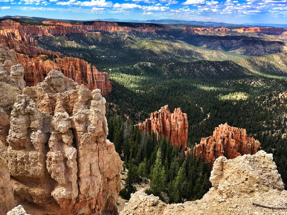 Bryce Canyon from Rainbow Point