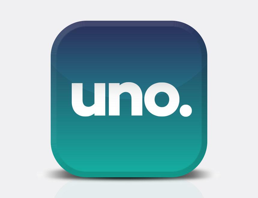 uno / uno Home Loans Branding