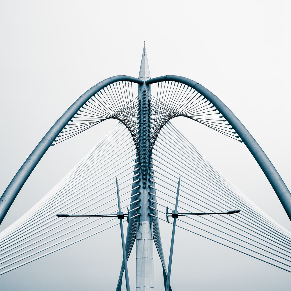 Seri Wawasan Bridge Putrajaya Malaysia