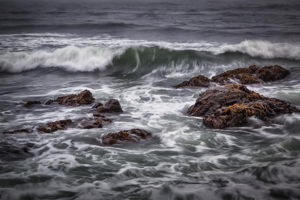 Pescadero Beach California