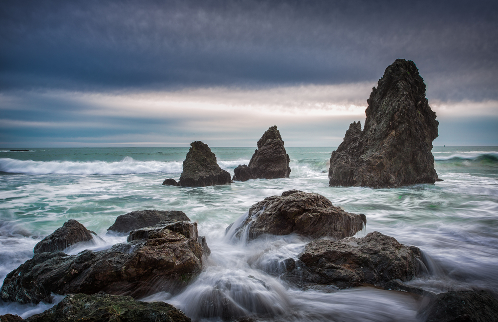 Rodeo Beach Marin California
