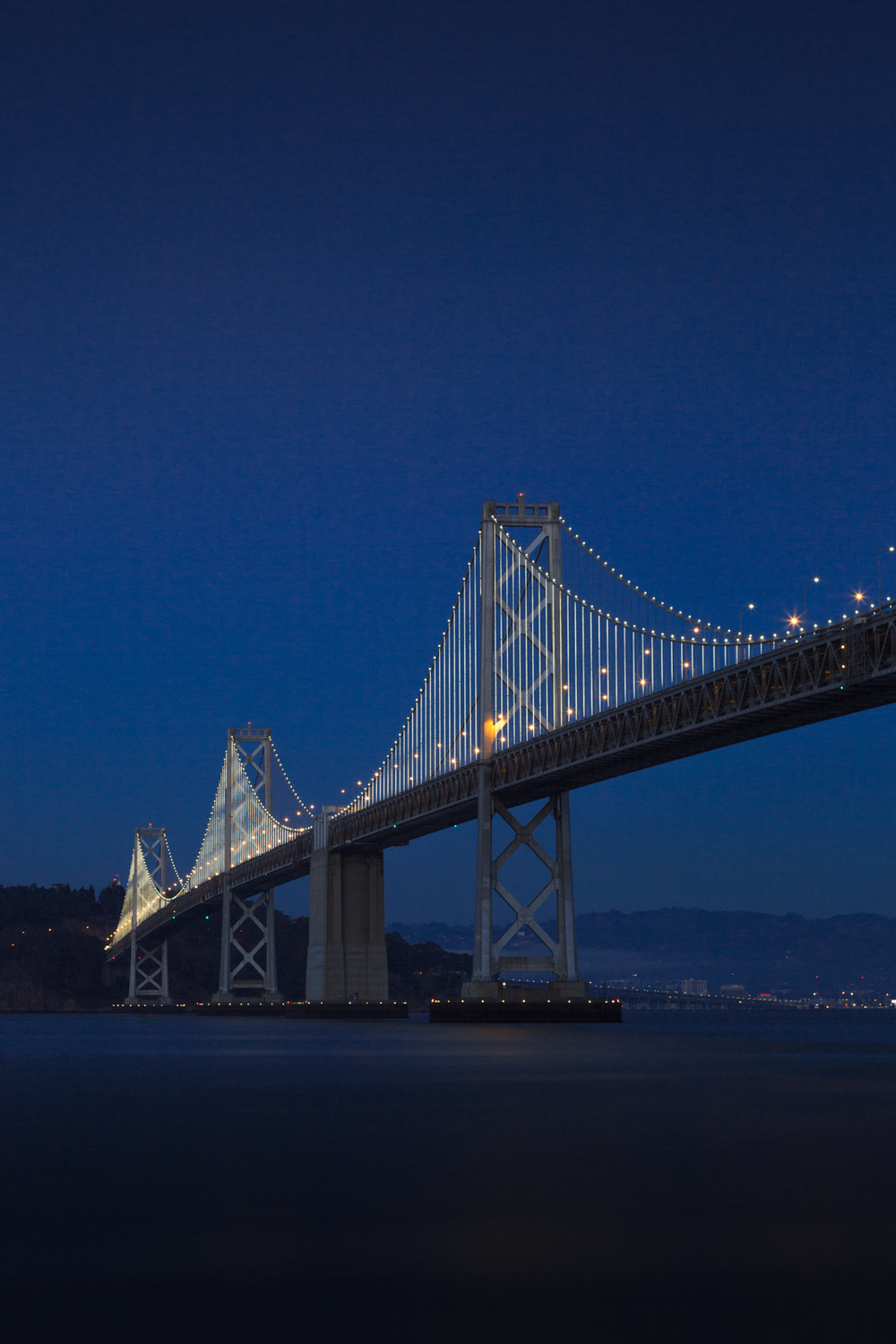 Bay Bridge San Franciso