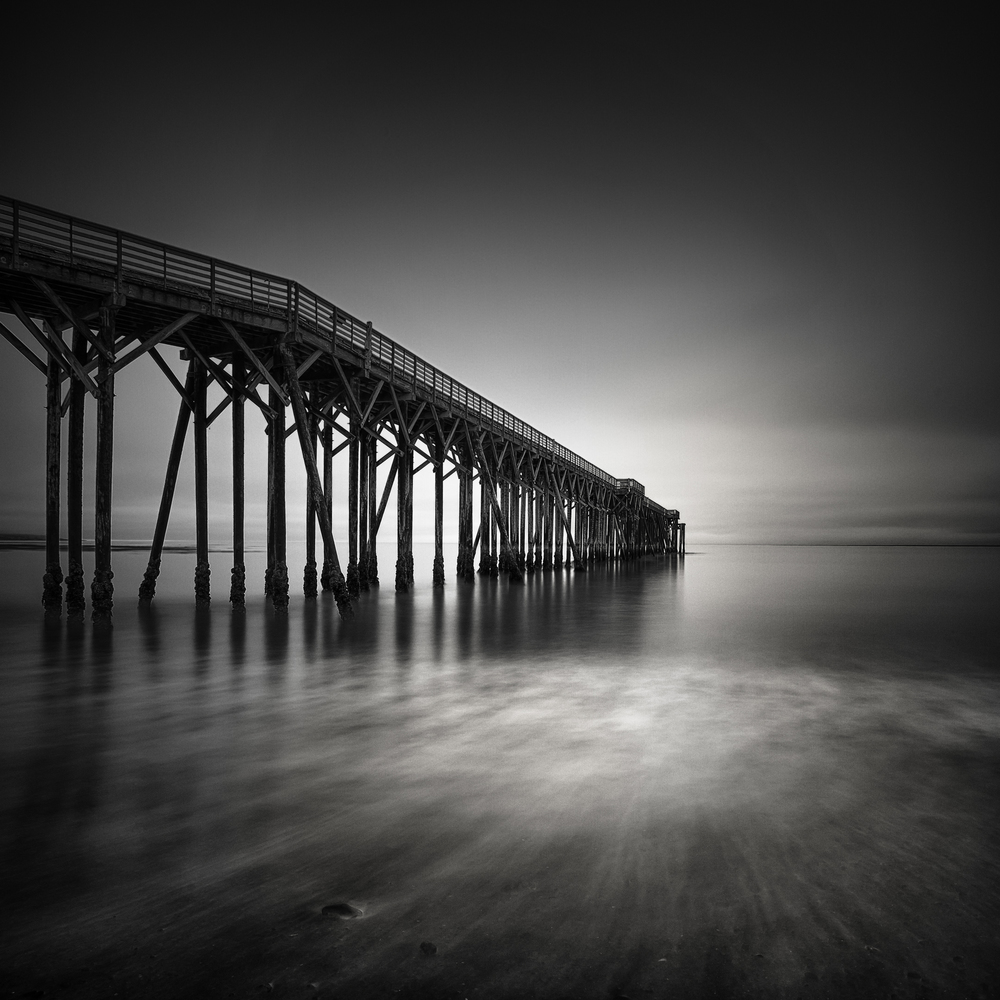 San Simeon Pier California